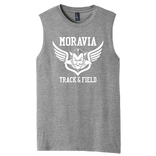 Moravia Track Men's Muscle Tank DT6300