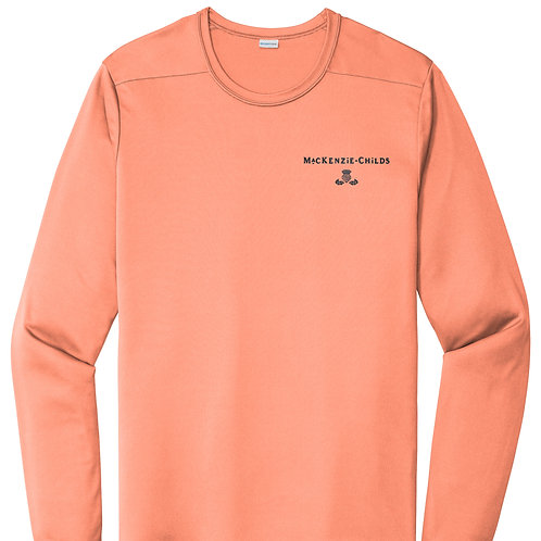 MacKenzie-Childs Pro Long Sleeve Tee ST420LS