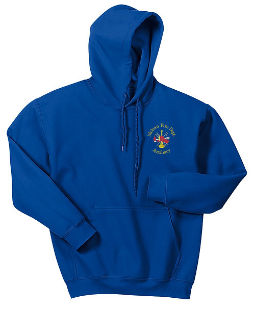 Mclean Fire Dept. Auxiliary Pullover Hoodie