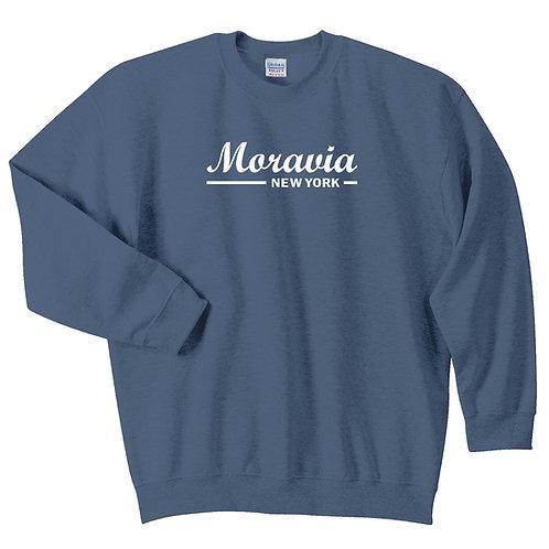 Moravia Adult Crewneck Sweatshirt
