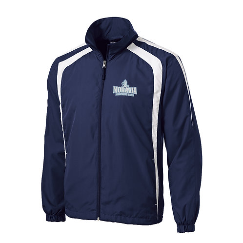 Moravia Marching Band Windbreaker