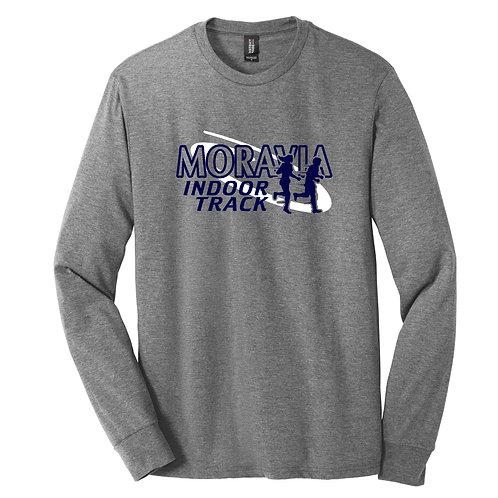 Moravia Indoor Track Men's Perfect Tri Long Sleeve Tee DM132