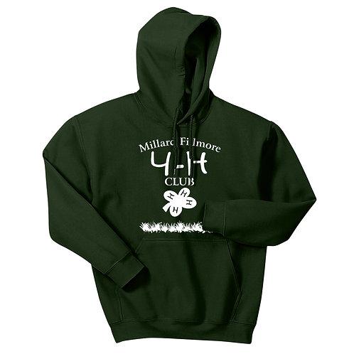 4-H Adult Pullover Hoodie