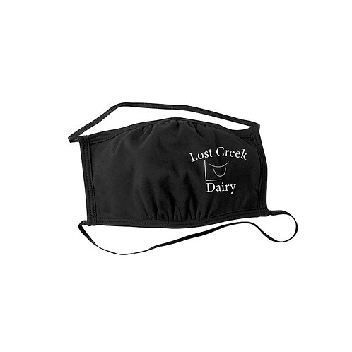 Lost Creek Dairy Face Mask DTMSK01