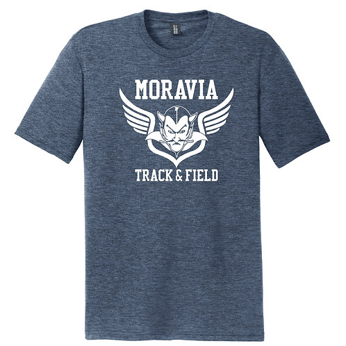 Moravia Track Adult Perfect Tri Tee DM130