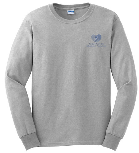 Northwoods Adult Long Sleeve Tee