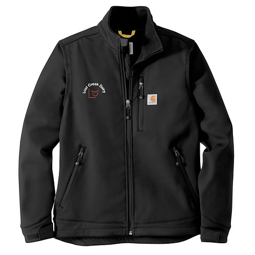 Lost Creek Dairy Carhartt ® Crowley Soft Shell Jacket