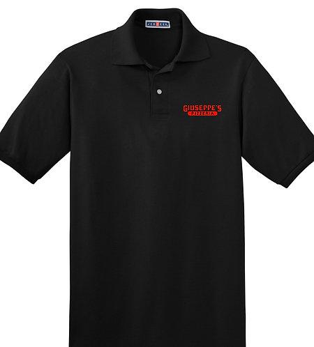 Giuseppe's Jersey Knit Sport Shirt 437M