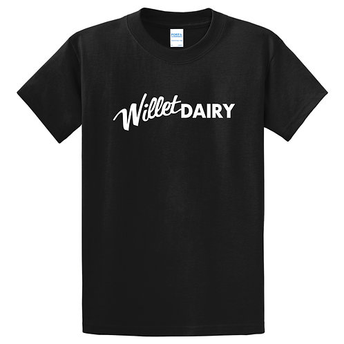 Willet Dairy Basic Adult T-Shirt