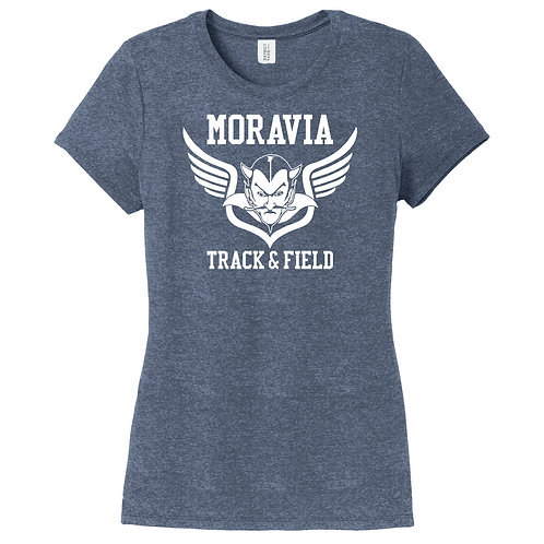 Moravia Track Ladies Perfect Tri Tee DM130L