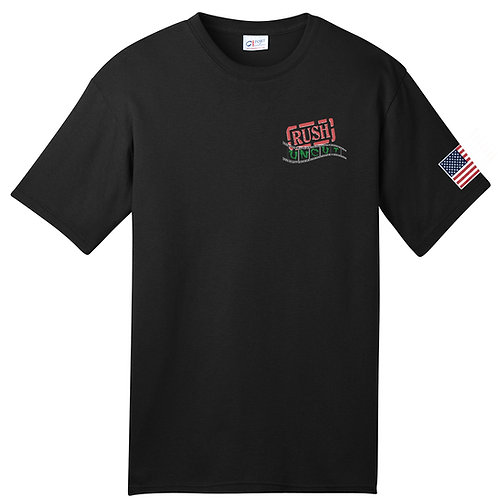 Rush Uncut All-American Tee USA100