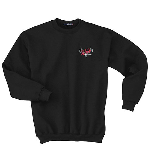Rush Outdoors Super Heavyweight Crewneck Sweatshirt F280