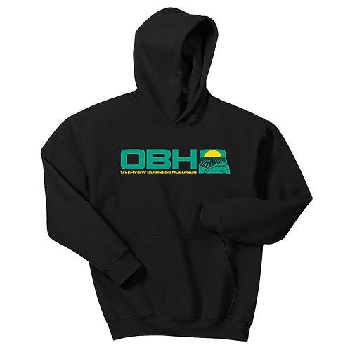 OBH Basic Youth Pullover Hooded Sweatshirt