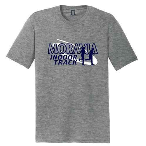 Moravia Indoor Track Adult Perfect Tri Tee DM130