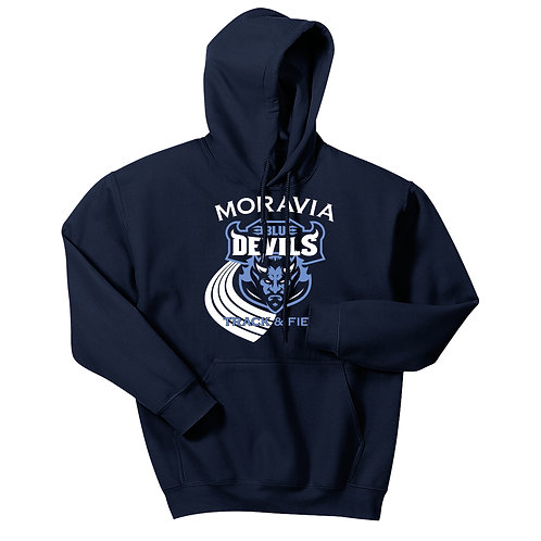 Moravia Modified Track Pullover Hoodie 18500