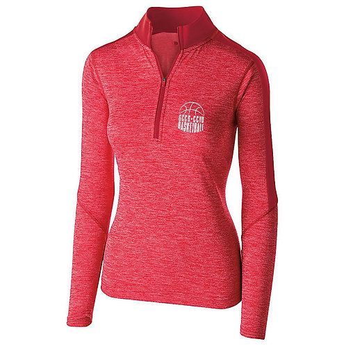 Southern Cayuga CCYO Ladies Electrify 1/2 Zip Pullover 222742