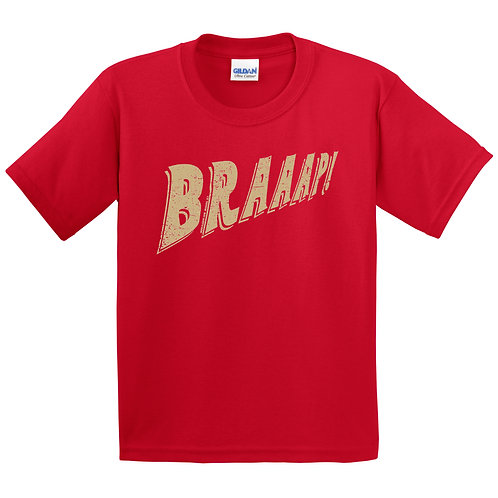 Outlet - 'BRAAAP!' Youth T-shirt