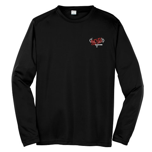 Rush Outdoors Sport-Tek Long Sleeve Competitor Tee ST350LS