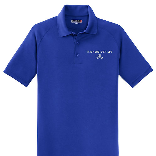MacKenzie-Childs Raglan Polo T475