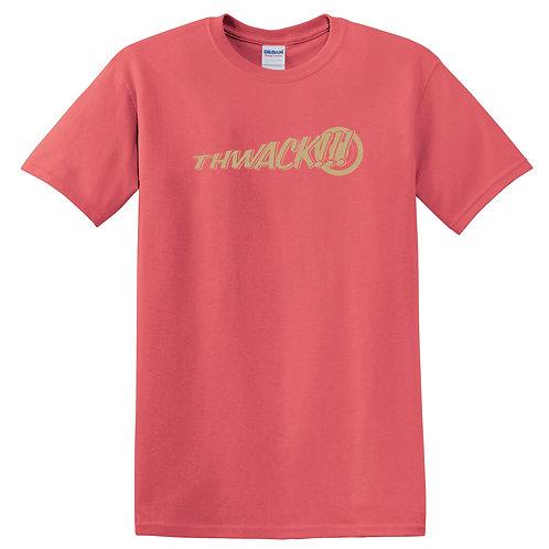 Outlet - 'THWACK!!!' Adult T-shirt