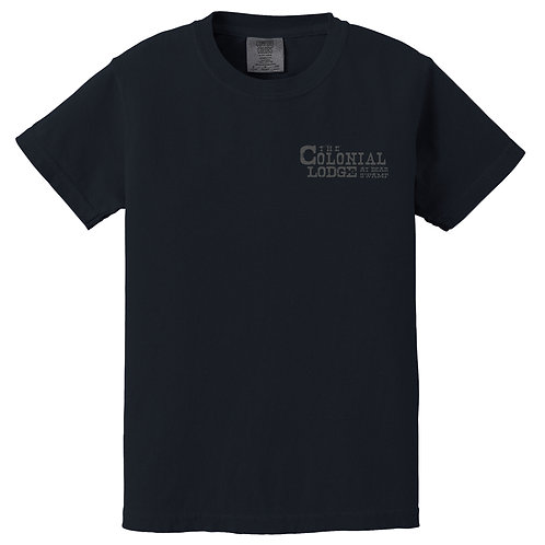 Colonial Lodge Comfort Color Youth Tee 9018
