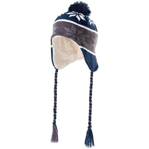 Sherpa-Lined Peruvian Beanie 223825