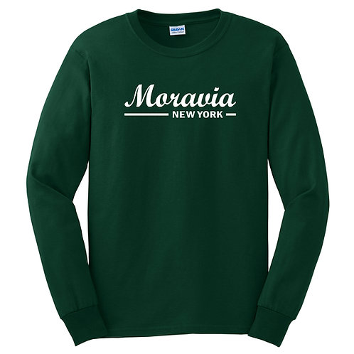 Moravia Adult Long Sleeve Tee