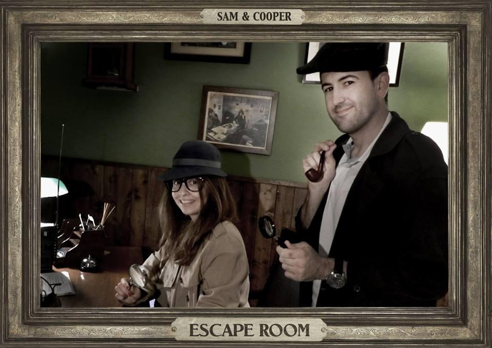 91. Sam&Cooper (MurderChef) (13-07-18)