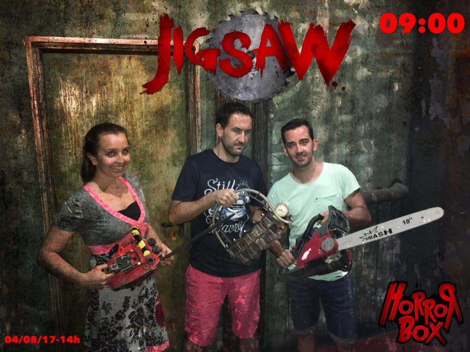 45. Horror Box (Jigsaw) (04-08-17)