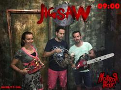 45. Horror Box (Jigsaw) (04-08-17)