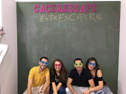 61. CacerEscape (28-10-17)
