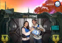 75. Dino Rising (Azul) (27-01-18)