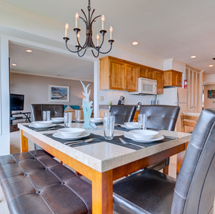 Condo 31 Dining Room-Kitchen-Living Room