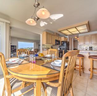 Condo 49 Dining Room-Kitchen-Living Room