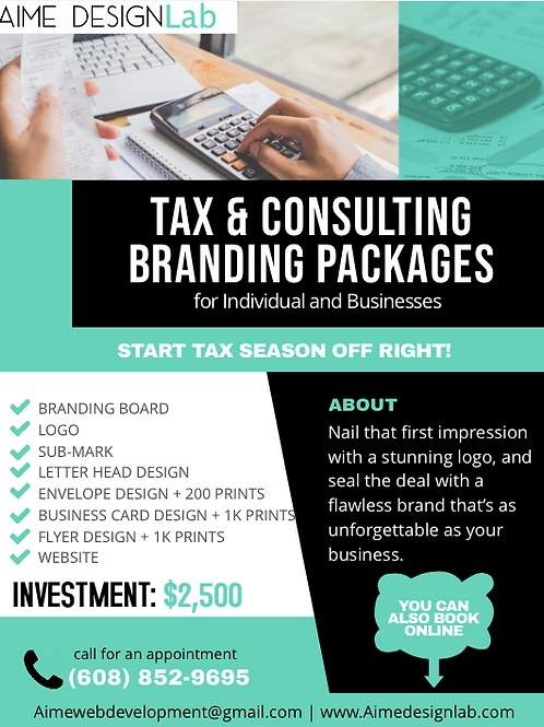 TAX & CONSULTING PACKAGE