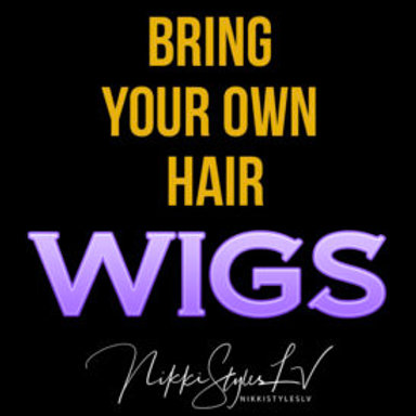 BRING YOUR OWN HAIR