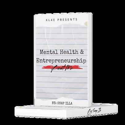 MENTAL HEALTH E-BOOK