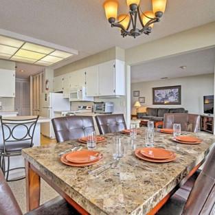 Condo 42 Dining Room-Kitchen-Living Room
