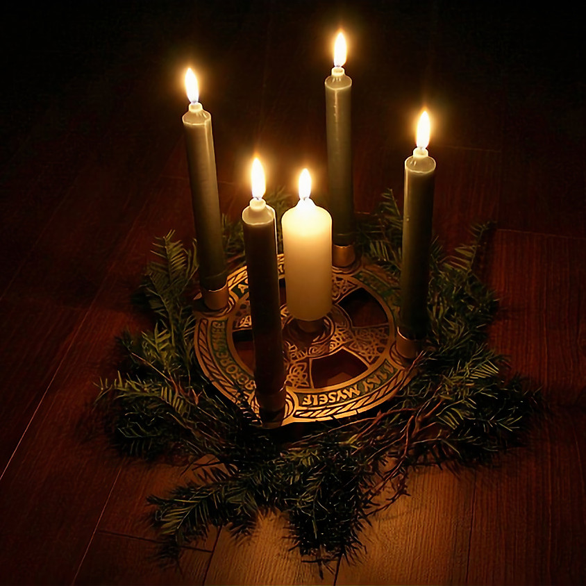 The Celtic Advent Service