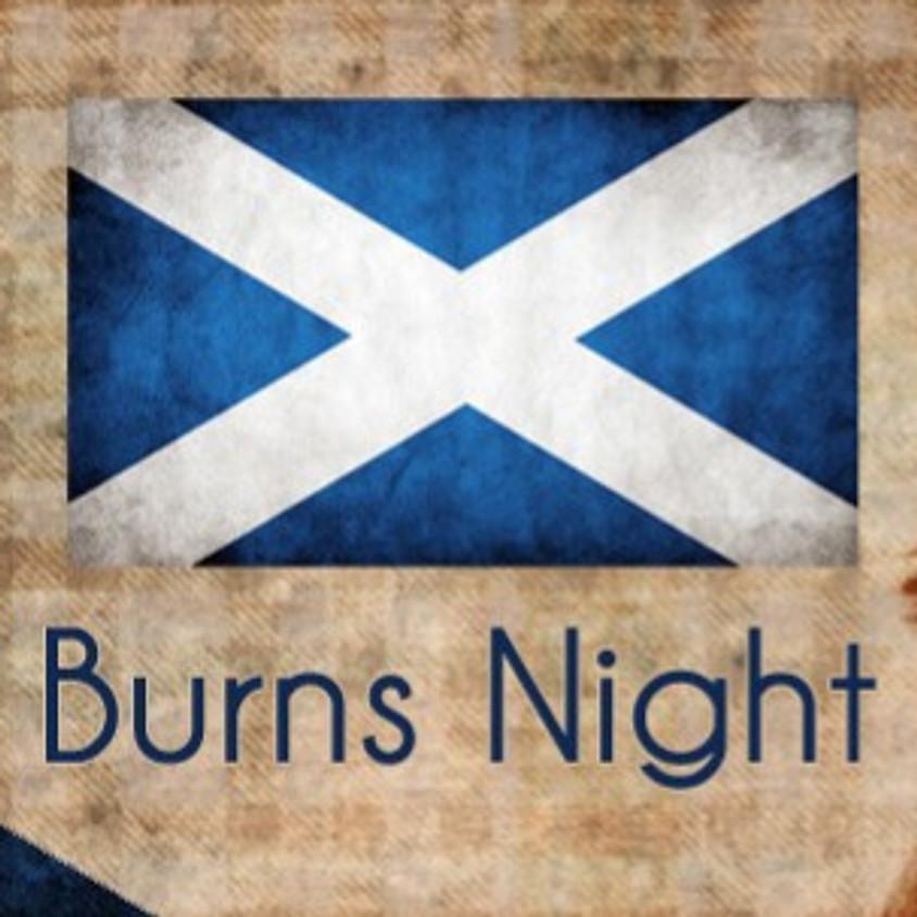 Burn's Night January 25, 2020