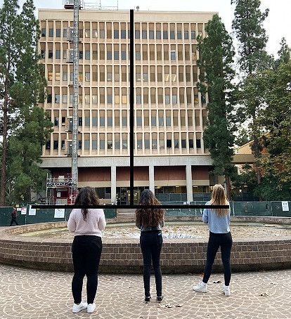 Pritzker Hall: A Cognitive Illusion in UCLA's Backyard