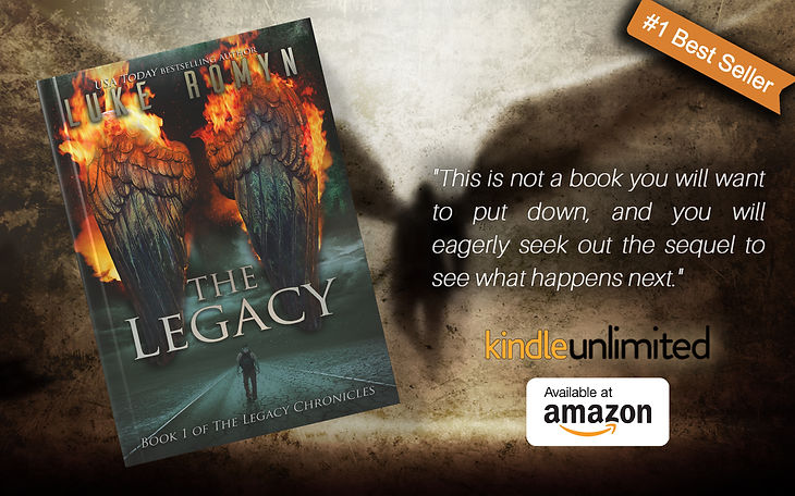 The Legacy Chronicles - fiction, thrille