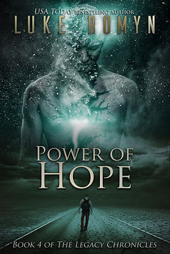 Power of Hope Sins of the Father by USA Today and Amazon #1 best seller, Luke Romyn