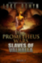 Slaves of Valhalla Sins of the Father by USA Today and Amazon #1 best seller, Luke Romyn