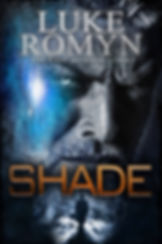 Shade novel by Luke Romyn