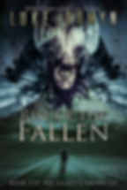 Rise of the Fallen Sins of the Father by USA Today and Amazon #1 best seller, Luke Romyn