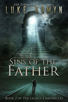 Sins of the Father by USA Today and Amazon #1 best seller, Luke Romyn