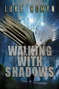 Walking with Shadows, by best selling author, Luke Romyn