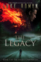 The Legacy by USA Today and Amazon #1 best seller, Luke Romyn