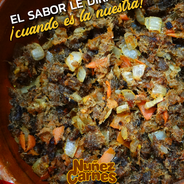 Carne machaca en Hermosillo
